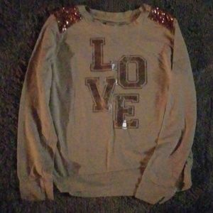 LA Kitty LOVE sweatshirt